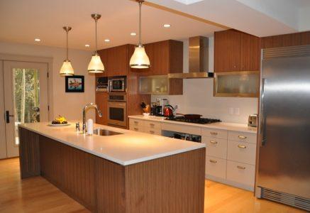 Элементы функционального дизайна кухни