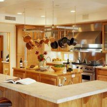 Планировка кухни — разновидности и особенности