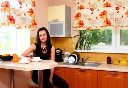 Малогабаритная кухня — обустройство на ограниченном пространстве